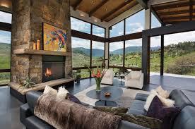 100 Mountain Home Architects Window Walls Contemporary RenovationBerglund