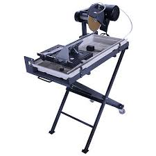 kobalt 7 in tile saw with stand saw palmetto for bph