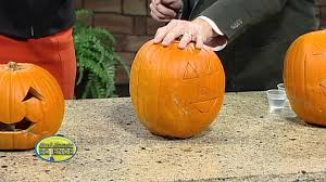 Funny Pumpkin Carvings Youtube by Exploding Pumpkins Cool Science Experiment Youtube