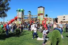 Inaugurado El Gran Parque Infantil De Cas Capità