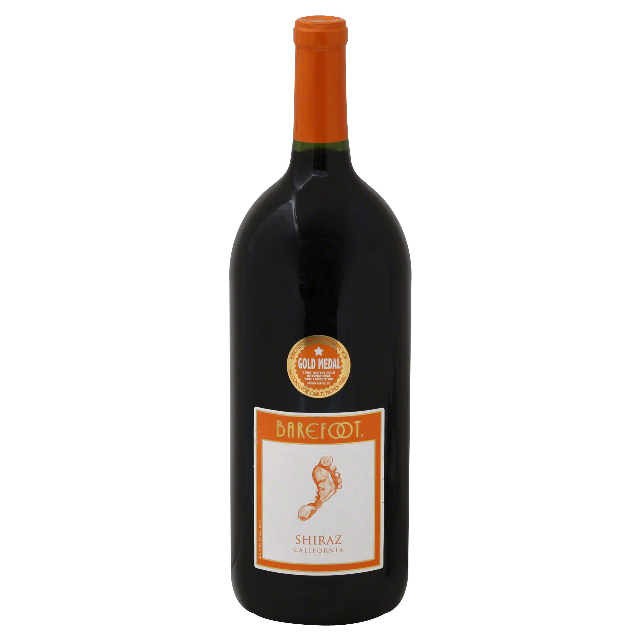 Barefoot Shiraz California - 1.5L