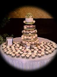 Cupcake Wedding Cake By My Little Peace Of