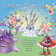 Fantasy Phonics YouTube