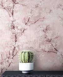 newroom vliestapete rosa tapete struktur modern uni einfarbig mauve altrosa monochrom schlicht für schlafzimmer wohnzimmer küche kaufen