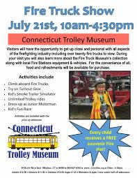 Fire Truck Show | East Windsor Chamber Of Commerce