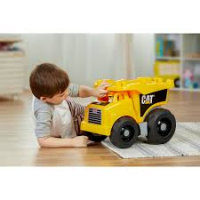 Mega Bloks CAT Dump Truck - Walmart.com Mega Bloks Caterpillar Lil Dump Truck Highquality Crisbordalaser Buy Centy Toys Concrete Mixer Yellow Online At Low Prices In India Cat Urban Office Products Large Megabloks Cat Dump Truck Brnemouth Dorset Gumtree 13 Top Toy Trucks For Little Tikes Storage Accsories Dropshipping 2 1 And Plane Assembled Blocks Spacetoon Store Uae Large Value 3 Pack Cstruction Site Light With Pintle Hitch Plate For And Small Tonka Or Bloks Large Cat Dumper Truck Blantyre Glasgow John Deere Vehicle Walmartcom