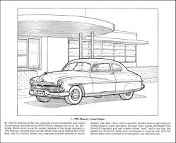 Old Cars Coloring Pages 20 Car Book Download Page Images
