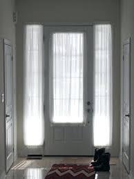 Front Door Side Panel Curtains by Front Door Terrific Front Door Window Panel Images Front Door
