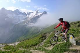 tour du mont blanc on mtb vtt 2013