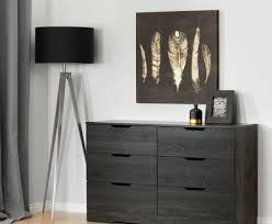 South Shore 6 Drawer Dresser by South Shore Noble 6 Drawer Dresser Reviews Wayfair Throughout