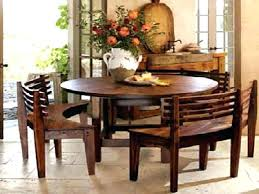 Round Dining Room Sets For 8 Table Chairs Pictures Gallery