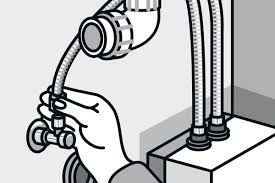 niederdruckarmatur montieren anleitung hornbach