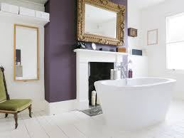 agreeable purple bathroom glamorous wall decor dulux paint