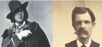 Oscar Wilde And Doc Holliday