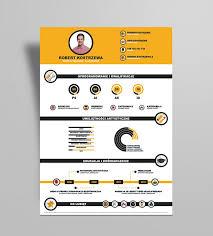 17 Best CV Design Images On Pinterest Resume And