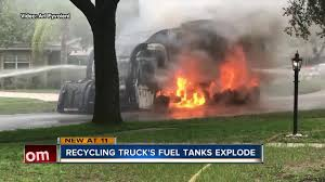 Natural Gas Recycling Truck Explodes In Tampa Neighborhood ... Police Id Father Son Burned In Food Truck Explosion Update Douglas Gas Ruled Accidental See It Garbage Explodes Giant Fireball Along New Jersey At Least 2 People Dead 70 Hurt After Truck Explosion On An Italian Two Men In Critical Cdition After Being Severely Burned Tanker Russian Gas Hd Youtube Witness Dcribes Tanker Trucks 90degree Turn Fiery Crash Macgyver Mail Highspeed Mythbusters Owners Caught Food Die From Injuries Eater Italy Kills Two Injures Dozens 3 Dead 67 Injured After Highway
