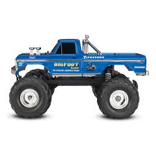 Traxxas BIGFOOT® No. 1 | Lee Martin Racing | LMRRC.com Watch How The Iconic Bigfoot Monster Truck Gets A Tire Change The 3d Model 3d Models Of Cars Buses Tanks Traxxas No 1 Ripit Rc Trucks Fancing Tra360341 110 Original Pin By Joseph Opahle On 1st Monster Truck Pinterest Want Look For Tires Vs Usa1 Birth Madness Classic 2wd Brushed Rtr Blue Rizonhobby Wikipedia 5 Worlds Tallest Pickup Home Firestone Edition