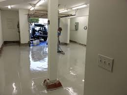 100 Solids Epoxy Garage Floor Paint by Top 10 Questions We Get About Garage Floor Epoxy