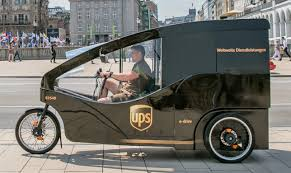 100 Ups Truck Accident UPS Sustainability