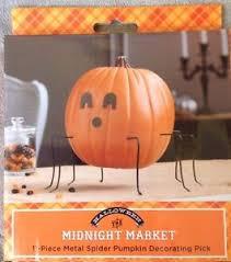 Pumpkin Push Ins Decorating Kit by Seedula Pumpkin Push Ins Decorating Kit Halloween New Set