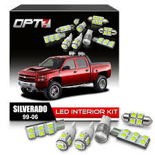 Amazon.com: OPT7 18pc Interior LED Replacement Light Bulbs Package ... 6bt Silverado Deboss Garage 20 Of The Rarest And Coolest Pickup Truck Special Editions Youve Chevrolet 1500s For Sale In Tampa Fl Autocom This 2005 2500hd Is A Well Dressed Brute Photo Mega X 2 6 Door Dodge Door Ford Chev Mega Cab Six Ss Road Test Review Motor Trend Chevy Tahoe Z71 Sold Socal Trucks Used 2500hd Designs Of For Top Car Release 2019 20 1500 West Milford Nj