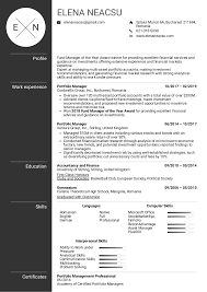 Resume Examples By Real People: Portfolio Manager Resume Example ... 70 Welldesigned Resume Examples For Your Inspiration Piktochart Innovative Graphic Design Cv And Portfolio Tips Just Creative Resumedojo Html Premium Theme By Themesdojo Job Word Template Vsual Diamond Resumecv 3 Piece 4 Color Cover Letter Ya Free Download 56 Career Picture 50 Spiring Resume Designs And What You Can Learn From Them Learn