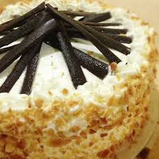 Rustic Chocolate Torte By Lara Manansala