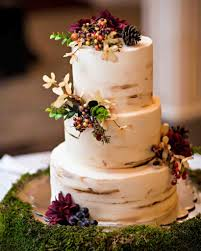 Wedding Cakes Fall Shower Cake Ideas