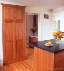 light wood kitchen cabinets with white appliances furniture info