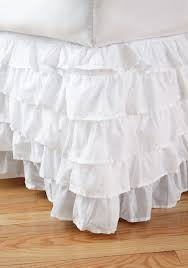 Bedroom Bed Bath And Beyond Bed Skirts Eyelet Bed Skirt