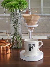 Diy Pourover Coffee Stand With Pour Over
