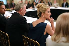 Ivanka Trump Meanwhile Has Worn The Style In Numerous White House Meetings