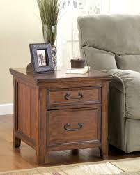 Traditional Dark Brown Norcastle Sofa Table by Ashley Ogle Furniture Part 18