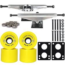 Amazon.com : Longboard Skateboard Trucks Combo Set 70mm Bigfoot ... Uerstanding Longboards Trucks Core 60 Raw Longboard Wheels Package 70mm Sliding Top 10 Best In 2018 Reviews Buyers Guide Penny Nickel Board Avenue Suspension Trucks Shark Wheels Bones Mini Logo Ready To Roll Truck Sets Bearings Online Shop Puente 2pcs Set Skateboard With Skate Amazoncom Combo Paris Trucks Blue Wheels Bearings Drop Through Diy How To Assemble Your And The Arbor Axis Hablak Artist 40 Complete Black Paris 50 Degrees 165mm Savant Longboard Hopkin Discover European Wheel Brands Magazine Europe