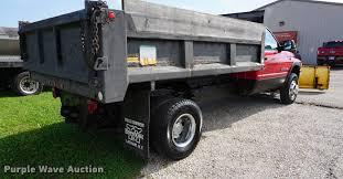 2001 Dodge Ram 3500 Dump Bed Pickup Truck | Item DA1259 | SO...