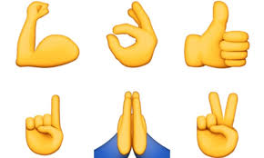 What Do All The Hand Emojis Mean Or How To Know When Use Prayer Hands Vs Applause