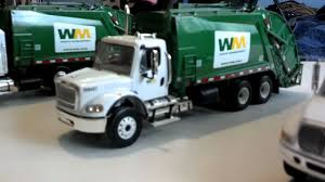 Garbage Trucks: Allied Waste Toy Garbage Trucks