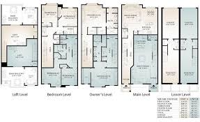 Decorative Luxury Townhouse Plans by 26 Decorative Luxury Townhouse Plans Building Plans