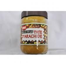 pate d arachide pcd pâte d arachide pcd sans sucre 500g exotique market