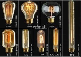 edison antique chandelier bulb light antique vintage edison light