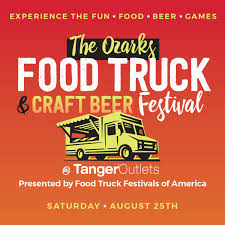 99 Truck Craft The Ozarks Food Beer Festival At Tanger Outlets