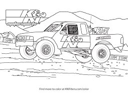 100 Monster Truck Coloring Printable Pages Elegant Pages S