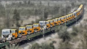 Trucks On Train | Automobile Rail Transport | Indian Railways - YouTube Trains And Trucks Sentio Sand Kenworth Tankers Road Train Australia Free Train By Truck Seeing On Is A Fairly Common Flickr Road Or Haul Developed Etf Trucks Strange Rides Trains Emergency Service Vehicle Templates Gta5modscom Gta 5 Online Vs 10 Dump Omenz321 Youtube American Austin Rail Inspection Truck Stuff Teambhp Filebuckeye 3axle Truck From Hot Metal Bottle Carjpg Wikimedia Fisher Price Thomas Friends Wooden Railway Giggling Troublesome Nstrain Images Asphalt Australia Locomotive Infrastructure
