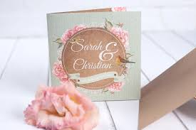 Printing Your Own Wedding Invitations