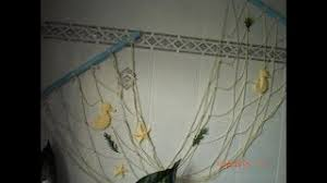 makramee fischernetz selber machen deko fürs bad