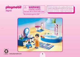 building bauanleitung playmobil 70211