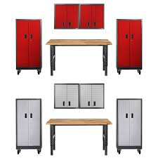 Gladiator 30 Wall Cabinet by Gladiator Premier 5 Piece Cabinet Set