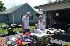 Medford garage sales kick off annual celebration