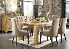upholstered dining room chairs with arms uk canada oak legs skirt