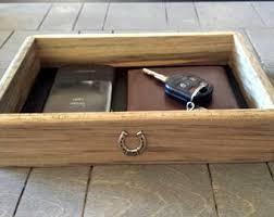 Dresser Valet Watch Box by Mens Dresser Tray Etsy